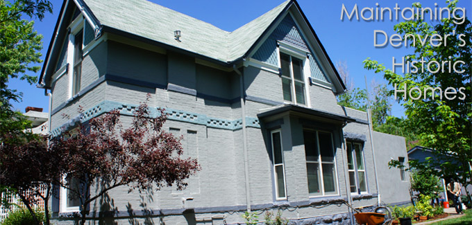 historic exterior painters denver colorado